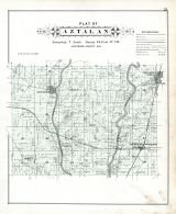Aztalan Plat, Jefferson County 1899